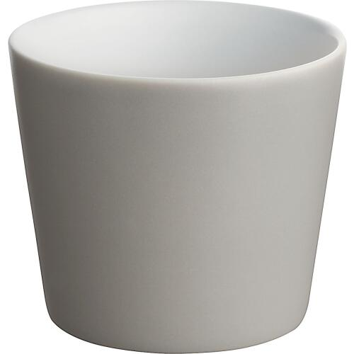 Alessi Tonale Kaffeebecher Light Grey