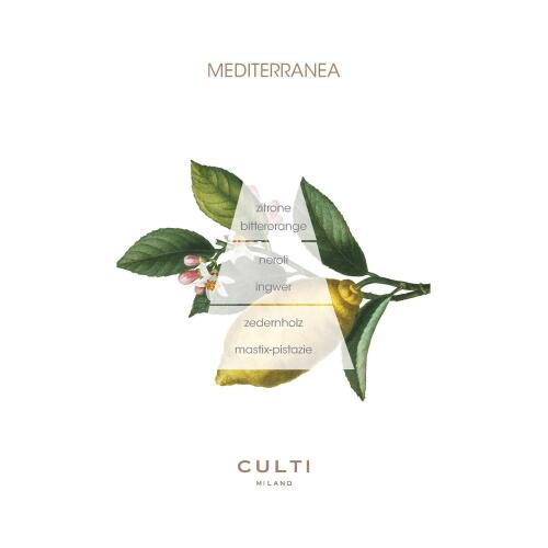 Culti Decor Diffuser Mediterranea 500 ml