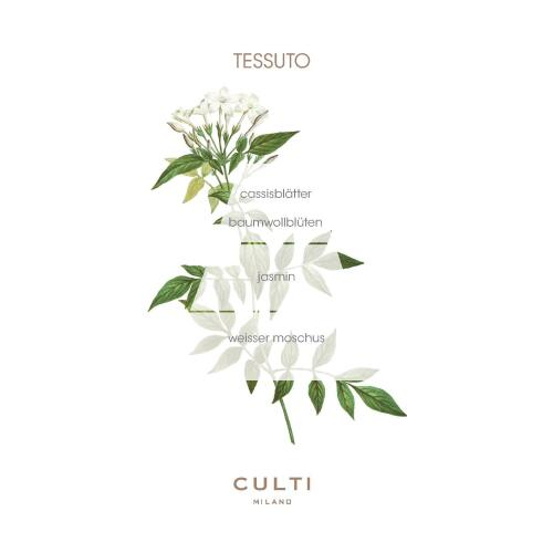 Culti Decor Diffuser Tessuto 500 ml