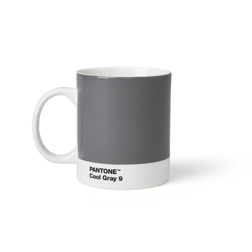 Pantone Porzellan-Becher Cool Gray 9