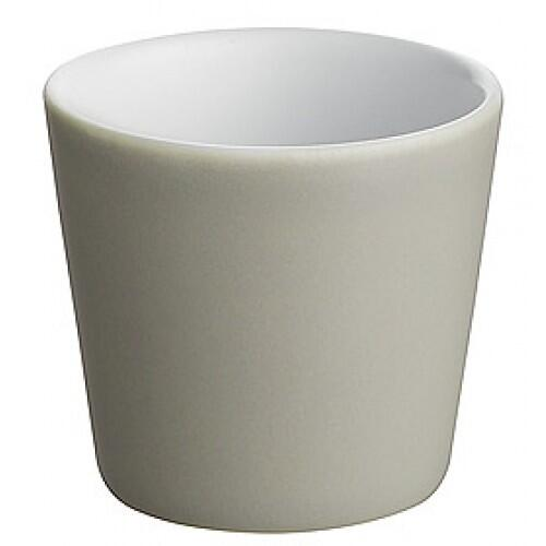 Alessi Tonale Espressotasse Light Grey