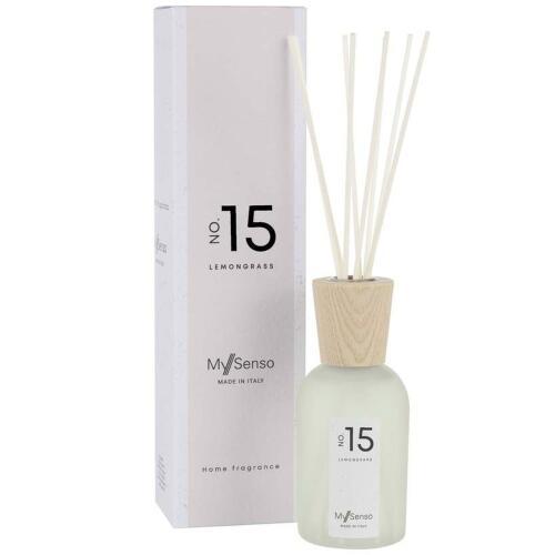 My Senso Diffuser No 15 Lemongrass 240 ml