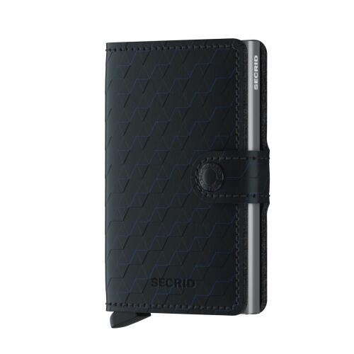 Secrid Miniwallet Optical Black Titanium