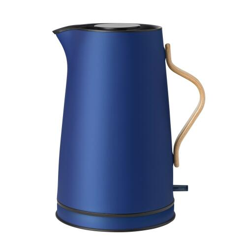 Stelton Emma Wasserkocher Dark Blue 1200 ml