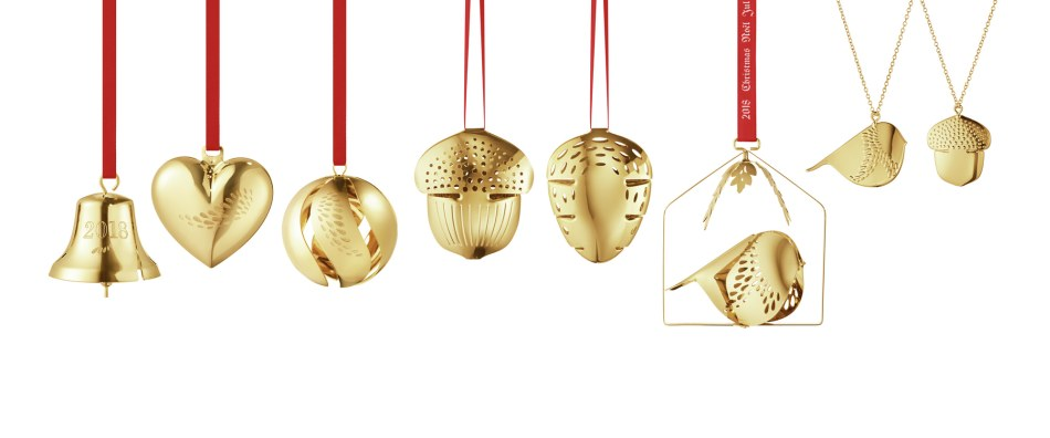 Georg Jensen Christmas Collectibles 2018